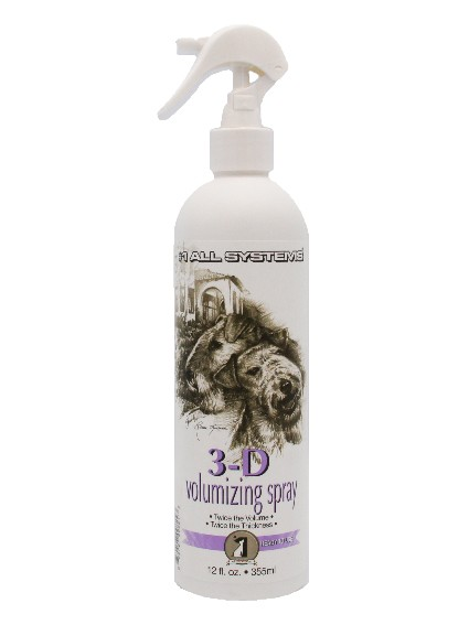 #1 All Systems 3D Volumen Fellspray