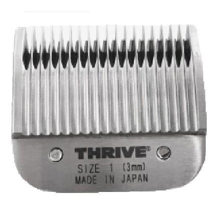 Thrive® SnapOn Scherkopf * Schnittlänge 3 mm (grob)