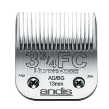 Andis® UltraEdge SnapOn Scherkopf N°3¾FC * Schnittlänge 13 mm