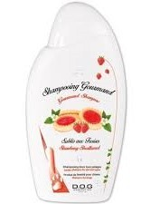 Dog Generation® Hundeshampoo mit Erdbeerkeks-Duft