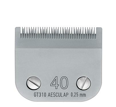 Aesculap® SnapOn Scherkopf #40 * Schnittlänge 0,25 mm