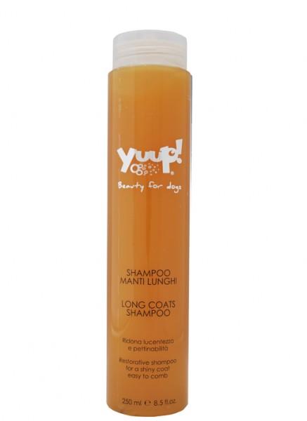 Yuup!® Hundeshampoo für langes Fell
