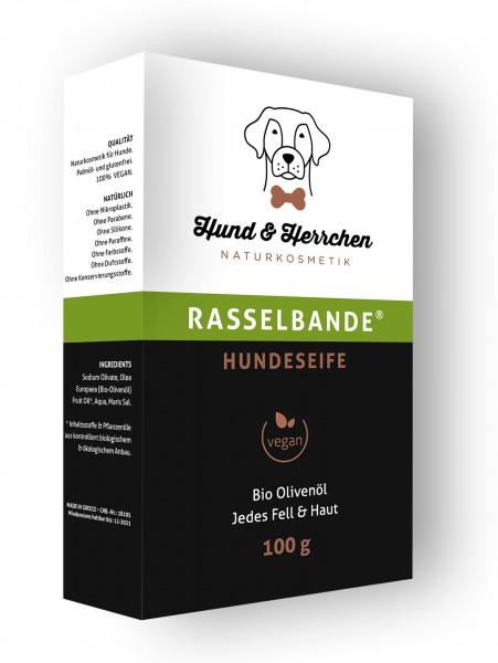 "Hund & Herrchen® Hundeseife ""Rasselbande"""