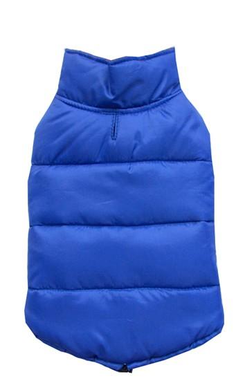 DoggyDolly® Hunde-Steppweste (blau)