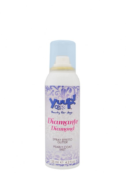Yuup!® Fashion Diamond: Schimmer-Effekt Fellspray