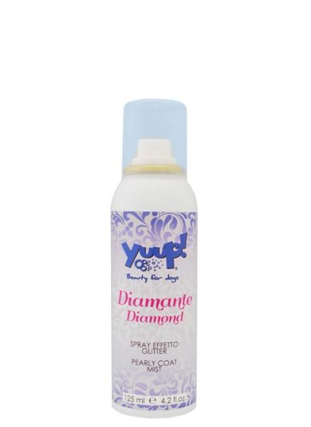 Yuup!® Fashion Diamond: Schimmer-Effekt Fellspray - 125 ml