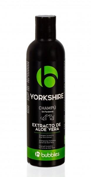Bubbles® Yorkshire Hundeshampoo mit Aloe Vera