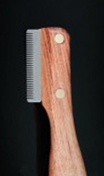 Mars Alcoso® Trimmmesser ERGO mit feiner Zahnung