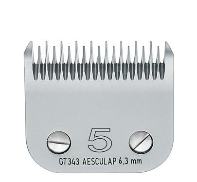 Aesculap® SnapOn Scherkopf #5 * Schnittlänge 6,3 mm (grob)