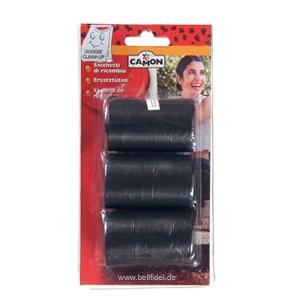 Camon® Schwarze Hundekottüten