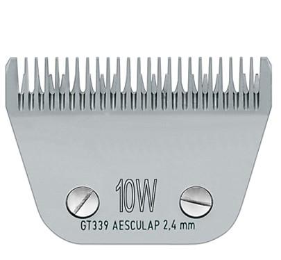 Aesculap® SnapOn Scherkopf #10W extra breit * Schnittlänge 2,4 mm