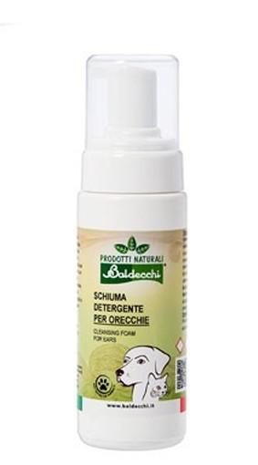 Baldecchi® Reinigungsschaum für Hundeohren