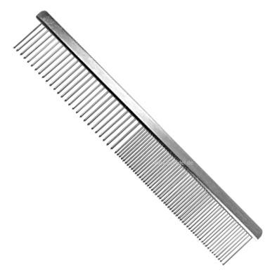 Vivog® Doppelseitiger Metall-Hundekamm