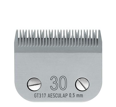 Aesculap® SnapOn Scherkopf #30 * Schnittlänge 0,5 mm