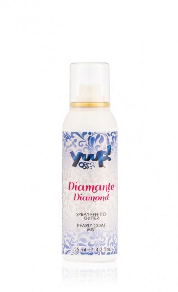 Yuup!® Fashion Diamond: Schimmer-Effekt Fellspray