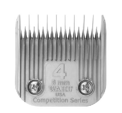 """WAHL® """"Competition Series"""" SnapOn Scherkopf #4 * Schnittlänge 8 mm grob"""