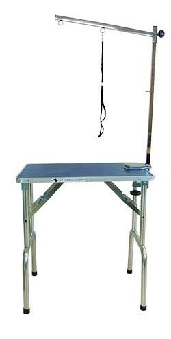 Ibanez® Kompakter klappbarer Trimmtisch (Tischplatte 71 x 48 cm)