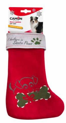 Camon® Weihnachtsstrumpf für Hunde