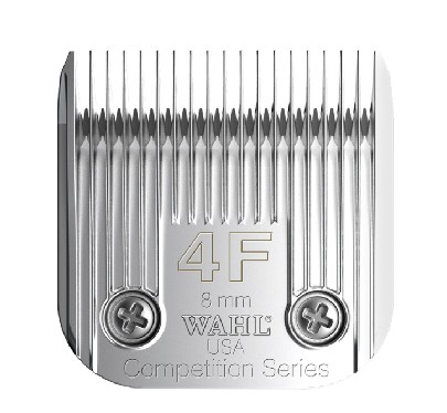 """WAHL® """"Competition Series"""" SnapOn Scherkopf #4F * Schnittlänge 8 mm fein"""