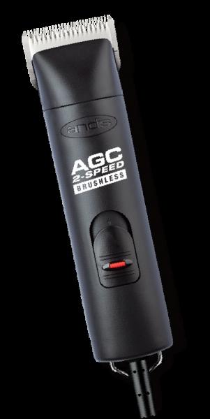 "Andis® Schermaschine ""AGC 2 Speed Brushless"" (schwarz; inkl. Scherkopf)"