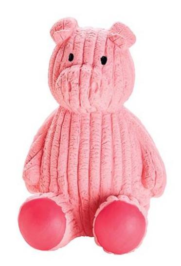 "Chadog® Latex-Spielzeug ""Schwein"" - 12 cm / rosa"