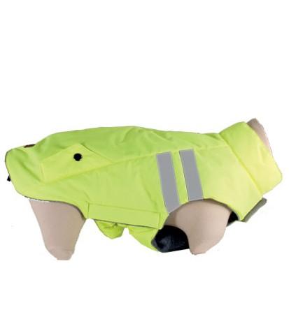 "Doogy!® Sportliche Hundejacke ""Flashy"" (neongelb)"
