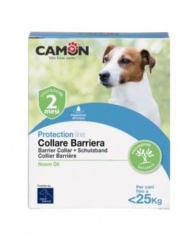 """Camon® """"Orme Naturali"""" Schutz-Halsung mit ätherischem Neemöl für kleine Hunde"""