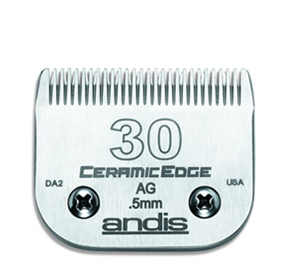 Andis® CeramicEdge SnapOn Scherkopf N°30 * Schnittlänge 0,5 mm