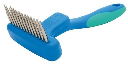 Vivog® Unterwollstriegel mit rotierenden und nachgebenden Zähnen