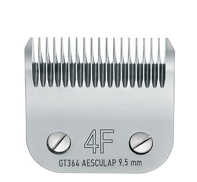 Aesculap® SnapOn Scherkopf #4F * Schnittlänge 9,5 mm