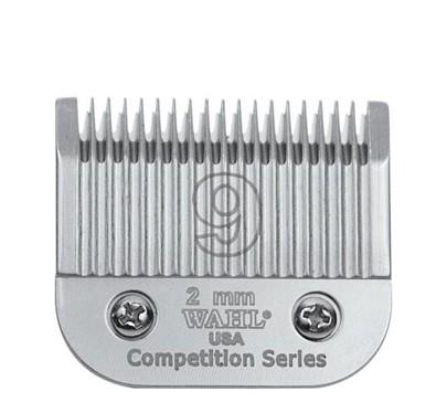 """WAHL® """"Competition Series"""" SnapOn Scherkopf #9 * Schnittlänge 2 mm"""