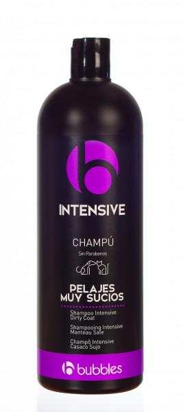 Bubbles® Intensiv reinigendes Basis-Hundeshampoo (MHD 04.2021)