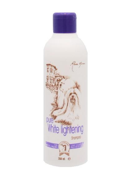 "#1 All Systems Aufhell-Hundeshampoo ""Pure white lightening"""