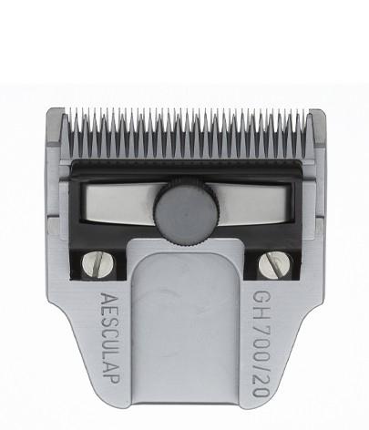 Aesculap® Fav II Scherkopf GH700 * Schnittlänge 0,05 mm