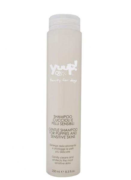 Yuup!® Mildes Hundeshampoo für empfindliche Haut und Welpen