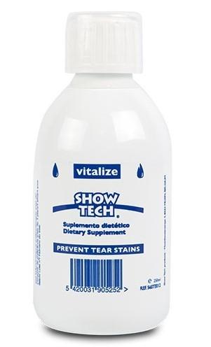 """ShowTech® Nahrungsergänzungsmittel """"Vitalize"""" gegen Tränenflecken"""