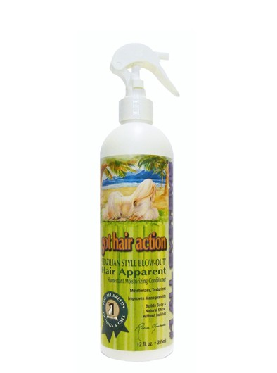 "#1 All Systems ""Got Hair Action"" Conditioning-Hundespray mit Keratin"