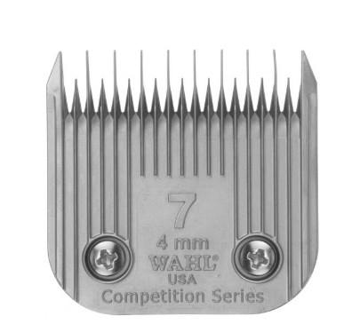 """WAHL® """"Competition Series"""" SnapOn Scherkopf #7 * Schnittlänge 4 mm grob"""