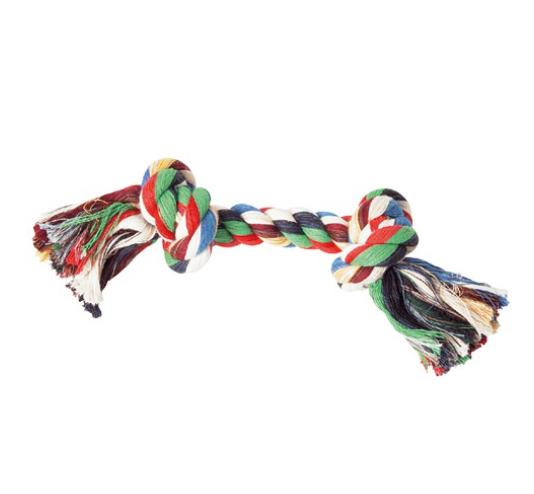 Chadog® Robustes Hunde-Spieltau mit 2 Knoten