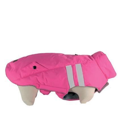 "Doogy!® Sportliche Hundejacke ""Flashy"" (neonpink)"