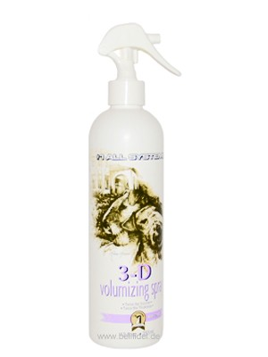 #1 All Systems 3D Volumen Fellspray