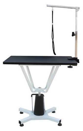 """Phoenix Universal® Hydraulischer Trimmtisch mit rotierender Tischplatte """"Sirius"""" (80 x 50 cm)"""