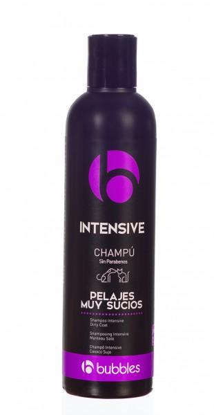 Bubbles® Intensiv reinigendes Basis-Hundeshampoo