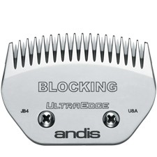 """Andis® UltraEdge SnapOn Scherkopf """"Blocking"""" fein & extra breit * Schnittlänge 1 mm"""