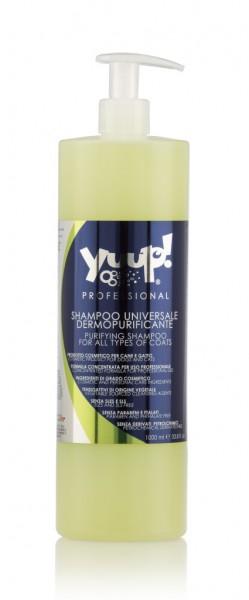 Yuup!® Professionelles Universal-Hundeshampoo für alle Felltypen