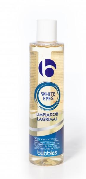 """Bubbles® Augenpartie-Reinigungslotion & Tränenfleckenentferner """"White eyes"""""""