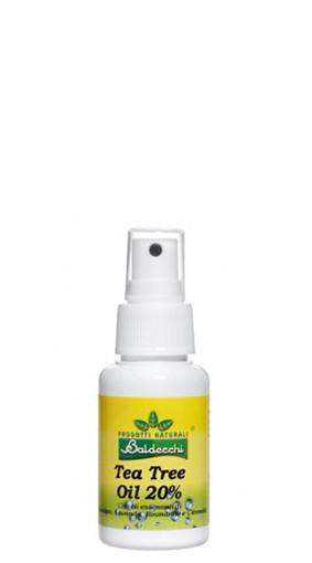 Beldecchi® Teebaumöl-Spray mit ätherischen Ölen