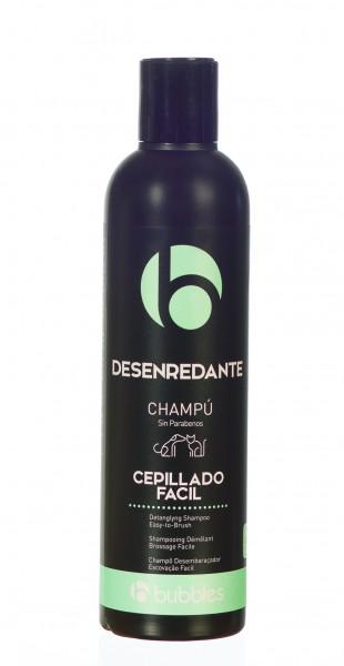 Bubbles® Knotenlöser-Hundeshampoo für einfaches Bürsten