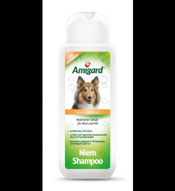 Amigard® Niem Repellent-Shampoo gegen Flöhe und Zecken