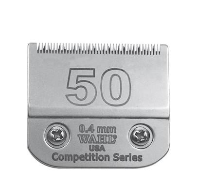 """WAHL® """"Competition Series"""" SnapOn Scherkopf #50 * Schnittlänge 0,4 mm"""